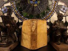 1592 1st ed Michel de l'Hôpital Galliarum FRANCE Political Philosophy LAW Wars