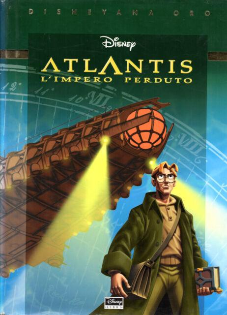 ATLANTIS. L'impero perduto. Disney. S.D. .