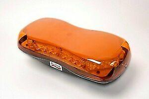 Britax Mini LED Magnetic Slimline Light Bar A484.00.LDV 12/24v Amber