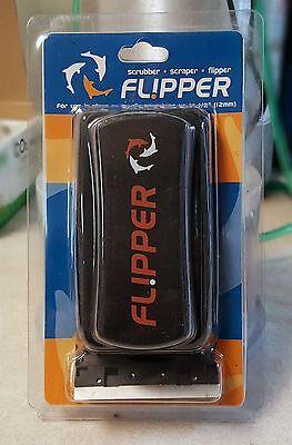 Flipper Standard Medium Magnetic Algae Cleaner For Glass