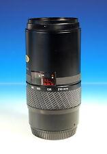 Yashica AF 70-210mm / 4.5 für Yashica AF Objektiv lens objectif - (101948)