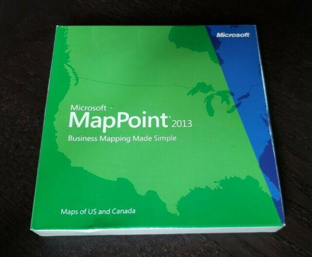 Discount microsoft mappoint 2010 north america