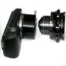 SONY NEX ( E mount ) anello raccordo a obiettivo CAMAFLEX adapter - ID 5081