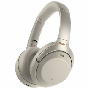 Sony-WH-1000XM3-Auriculares-Inalambricos-Plata
