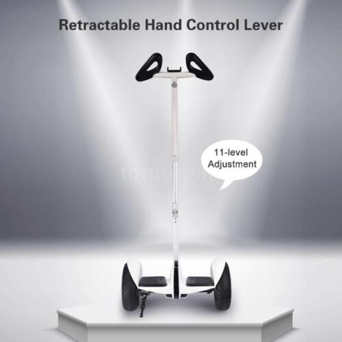 New Adjustable Handle Stent Rod For Self Balancing Scooter Beginner L3U1