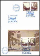2013 Europa - Georgia - 2 fdc