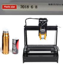 15w Small Cylindrical Cnc Engraving Machine Desktop Laser Engraver Machine Usa