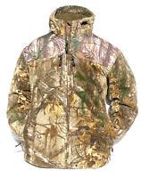 Cabela's Realtree Xtra Waterproof Thinsulate Platinum Windshear Hunting Jacket