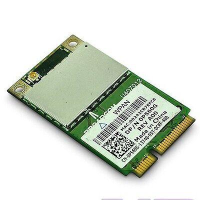 Dell Wireless 370 Bluetooth Card Module 0P560G E6400 M6400 E6500 E5500 P560G