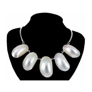 925-Sterling-Silver-Mother-Of-Pearl-Choker-Necklace