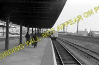 Leicester Central Railway Station Photo. Great Central Railway. (8)