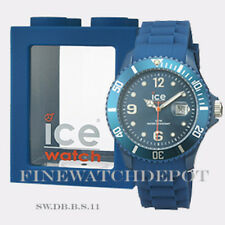 Authentic Ice Winter Deep Blue Big Watch SW.DB.B.S.11