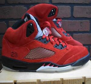 buy popular 28333 6f58a Image is loading 2-PAIR-Air-Jordan-5-Retro-Raging-Bull-