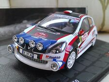 #37 Renault Clio R3 Robert Kubica Monte Carlo 2010 Diecast Rally Car 1/43 IXO