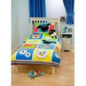 Timmy-Time-Playtime-Single-Bed-Quilt-Duvet-Cover-Set-Kids-Room-Decor