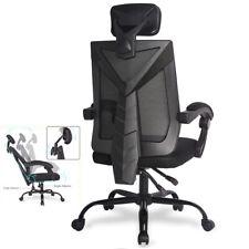 Home Office Ergonomic High Back Mesh Chair Reclining Swivel Computer Desk Chair