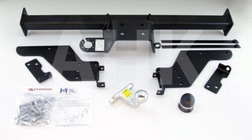 AHK Anhängerkupplung starr+ES 13p uni Für Mazda BT-50 Pickup 4WD 07-11 Kpl
