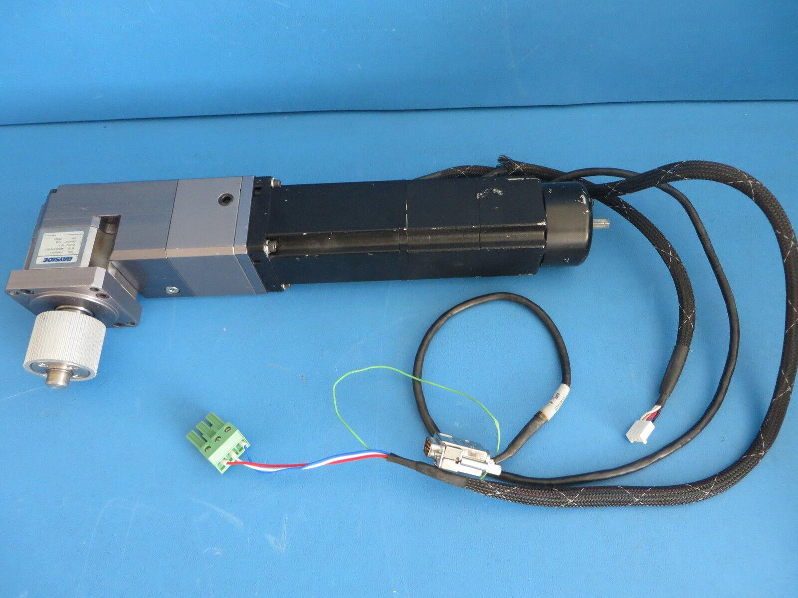 MCG Servo 2282-MTBE 4493 Servo MCG Motor  Bayside RX60-10 Motor-ASYST P/N 6900-2176-01 a36088