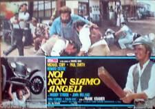 fotobusta 1975 NOI NON SIAMO ANGELI Michael Coby-Paul Smith-Renato Cestié- 2