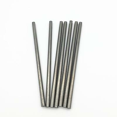 1pc 12mm X 126mm Tungsten Carbide Rod Boring Round Bar Lathe Cnc Endmill