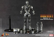 HOT TOYS MMS 150 Iron Man Mark II  2 Armor Unleashed Stark Avengers 1/6