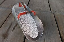 ONE lb Calcium & Poultry Oyster Shells to harden egg shells chicken duck quail
