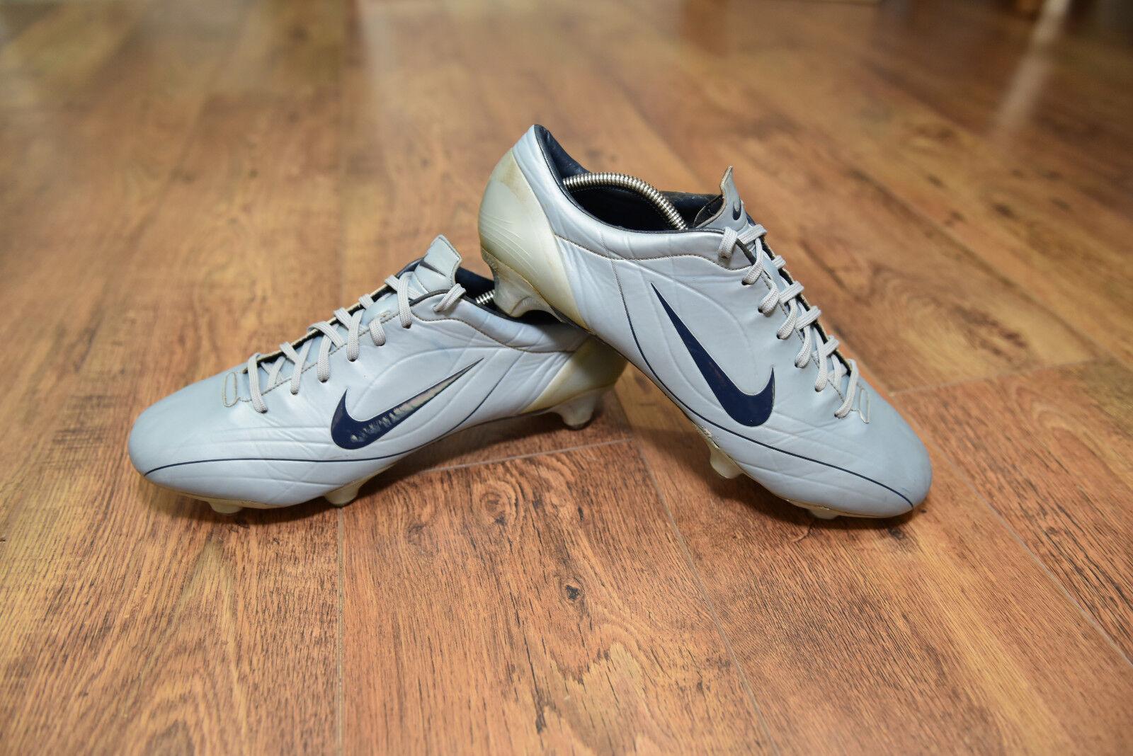 Nike Mercurial Vapor Ii Sg Fútbol botas Talla Uk 12 Vapor R9 Top Spec