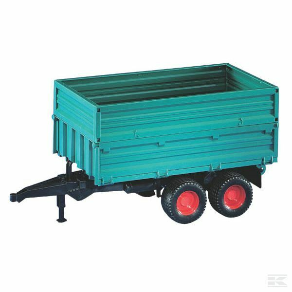 Bruder Trailer With Removable Top 1 16 Scale Model