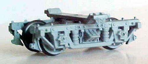 "HOn3 6 pack kits D/&RGW narrow gauge Passenger Car Trucks 5/'0/""WB MRGS # 5002A,"