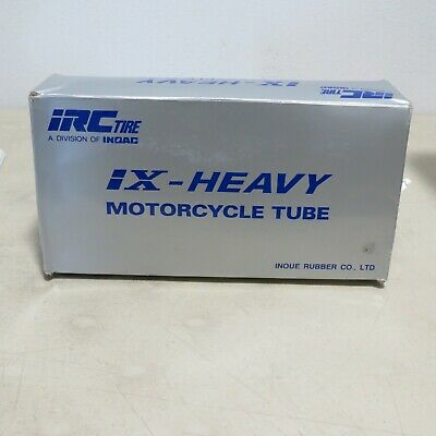 IRC Heavy Duty Motorcycle Tube 4.60//5.10-17 Tr4 Straight Metal Valve Stem Cent