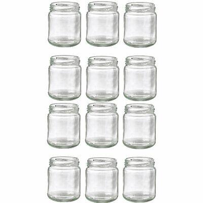 Lids Included Lakeland 2lb Glass Jam Jars x 4