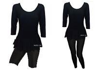 Ladies Modest Cover Up Islamic Swimming Swim Costume Swimsuit Shorts Leggings