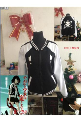 KILL la KILL Ryuko Matoi Jacket Hoodie Cosplay Costume anime