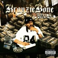 Krayzie Bone - Lyrical Paraphernalia [new Cd] Explicit on Sale
