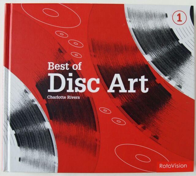 BEST OF DISC ART 1 / CD DVD & VINYL PACKAGING DESIGN / HDBK 1st EDTN ROTOVISION