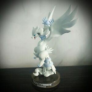 RARE Reshiram Pokemon Nintendo giocattolo figura Dragon Bottlecap Black & White 2011