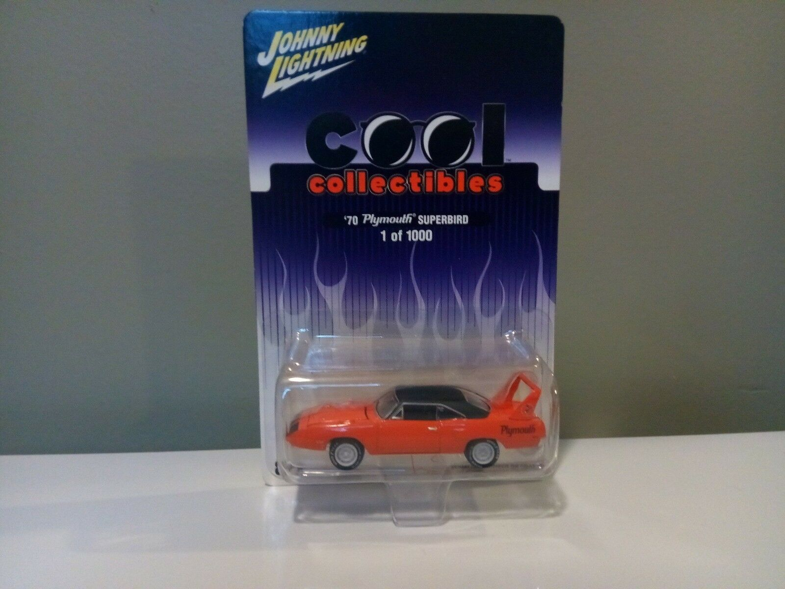 Johnny Lightning White Lightning Cool Collectibles 70 Plymouth Superbird