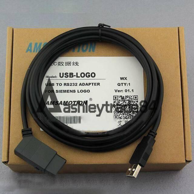 IDEC Micro1 PLC Programming Cable USB FC1A-CLA Micro 1 /& Square D