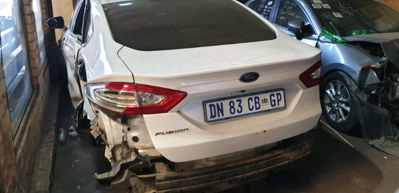 Ford Fusion Stripping For Spares Randburg Gumtree Classifieds South Africa 458398234