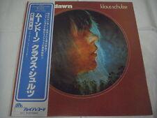 KLAUS SCHULZE-Moondawn JAPAN 1st.Press w/OBI Tangerine Dream Pink Floyd Faust