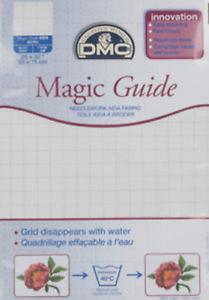 DC37MG-M DMC Magia Guía Aida 18 Hpi cross stitch tela por paquete