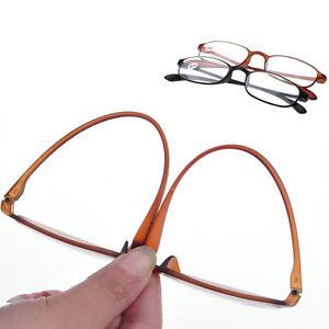 422a6e9e039b Flexible Reading Glasses Readers TR90 Spectacle +1.0 +1.5 +2.0 +2.5 ...