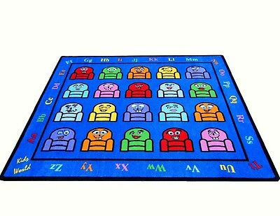 Educational Rug For Schools Day Care