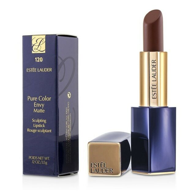 Estee Lauder Pure Color Envy Matte Sculpting Lipstick - #120 Irrepressible 3.5g