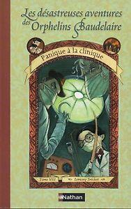 Lemony Snicket - Les désastreuses aventures des Orphelins Baudelaire - Tome VIII - France - État : Comme neuf: Livre qui semble neuf, mais ayant déj été lu. La couverture ne présente aucune marque d'usure apparente. Pour les couvertures rigides, la jaquette (si applicable) est incluse. Aucune page n'est manquante, endommagée, pli