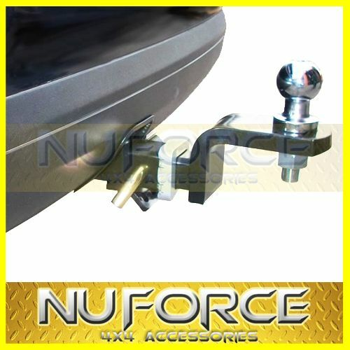 Ford Falcon BA BF FG XR6/8 (2002-2013) Sedan  Heavy Duty Towbar