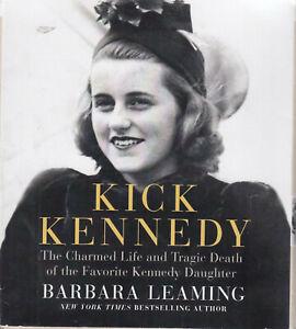 Barbara-Leaming-Kick-Kennedy-8CD-Audio-Book-Biography-Tragic-Favourite-Daughter