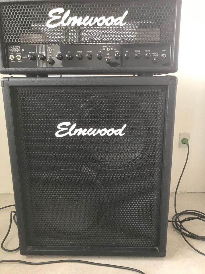 Guitarforstærker, Elmwood Modena 60, 30/60 W