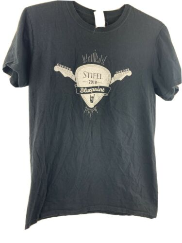 Stifel 2019 Blueprint Women's T-Shirt Size M Music