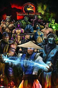 Mortal Kombat 9 Ps4 Game